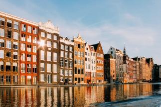 Amsterdam casas
