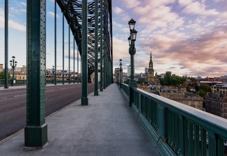 Tyne Bridge, Newcastle upon Tyne, England, UK